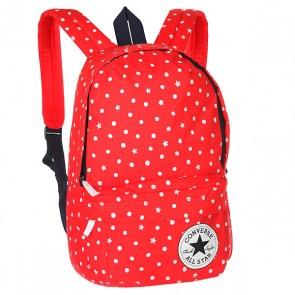Рюкзак городской Converse Back To It Mini Backpack Red, 1157486,  Converse, цвет красный