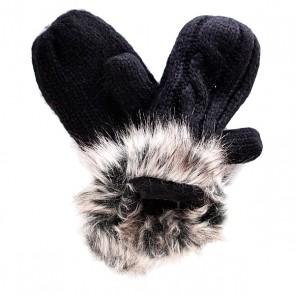 Варежки женские Rip Curl Emma Gloves Black, 1097537,  Rip Curl, цвет черный