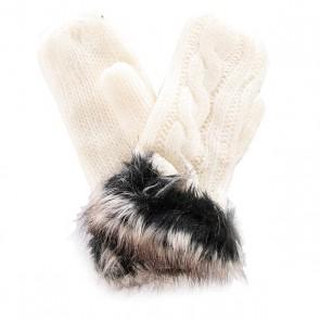Варежки женские Rip Curl Emma Gloves Pristine, 1097551,  Rip Curl, цвет белый