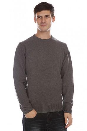 Свитер Dickies Shaftsburg Dark Grey Melange, 1097679,  Dickies, цвет серый