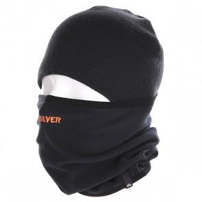 Шарф Quiksilver Casper Neckwarm Black, 1129181,  Quiksilver, цвет черный