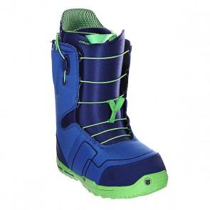 Ботинки для сноуборда Burton Ambush Blimey Fiole, 1106306,  Burton, цвет зеленый, синий