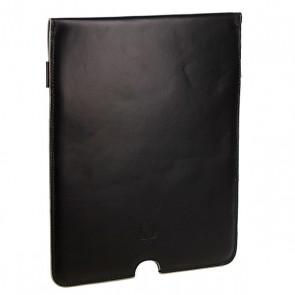 Чехол для iPad Fred Perry Ipod Leather Tablet Envelope Black, 1063454,  Fred Perry, цвет черный