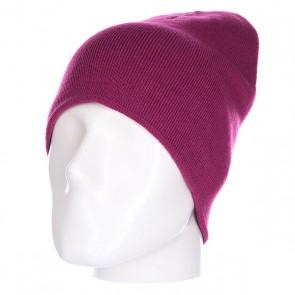 Шапка Apo New School Reversible Prune, 1132701,  Apo, цвет розовый, черный